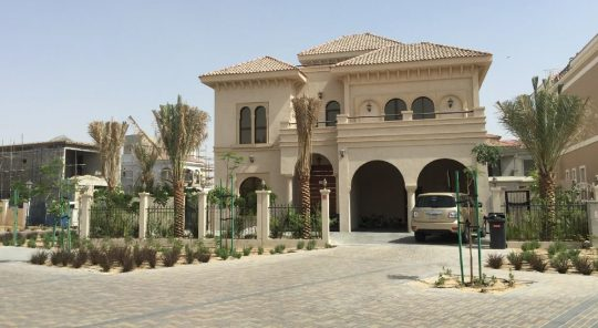 G+1-Villa-in-Dubai-Land